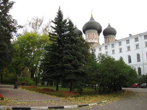 Вид на Покровский собор