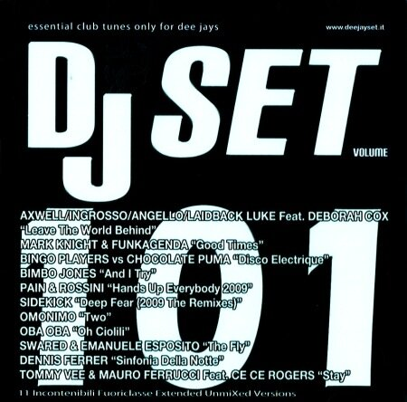 VA-DJ Set Vol. 101 (2009)