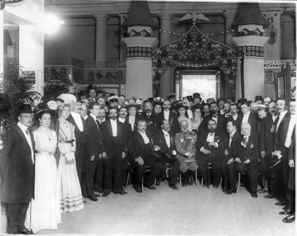 ������-�������� �������� ����������� �������� � ������ 1909