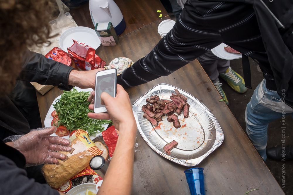 Варламов стейк пикник старьевщик лавка старьевщика