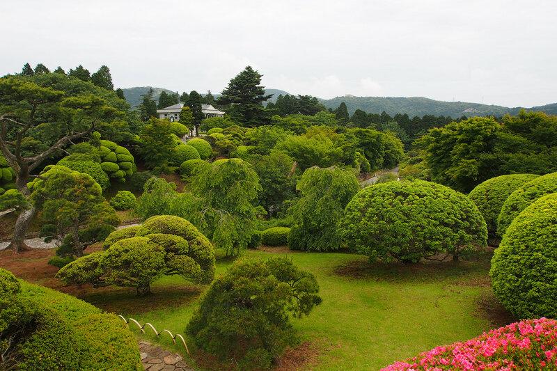 Онши-Хаконе парк (Onshihakone Park)