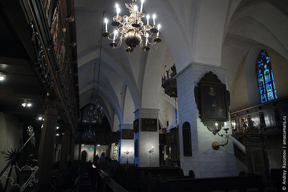 Таллин Церковь Святого Духа