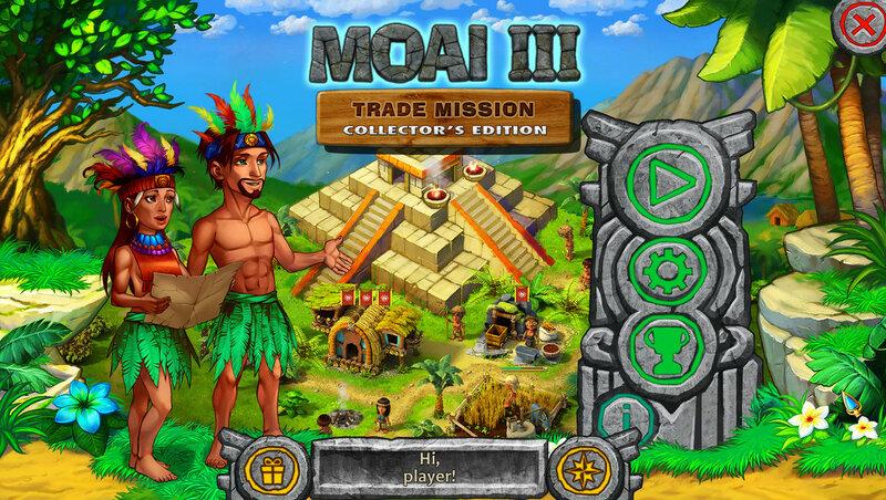 Moai 3: Trade Mission. CE