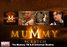 The Mummy Scratch бесплатно, без регистрации от PlayTech