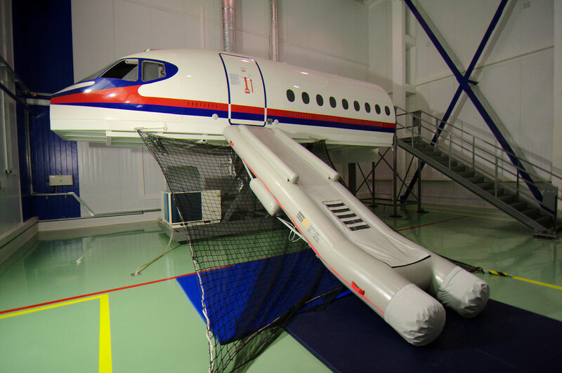 CEET: Cabin Emergency Evacuation Trainer