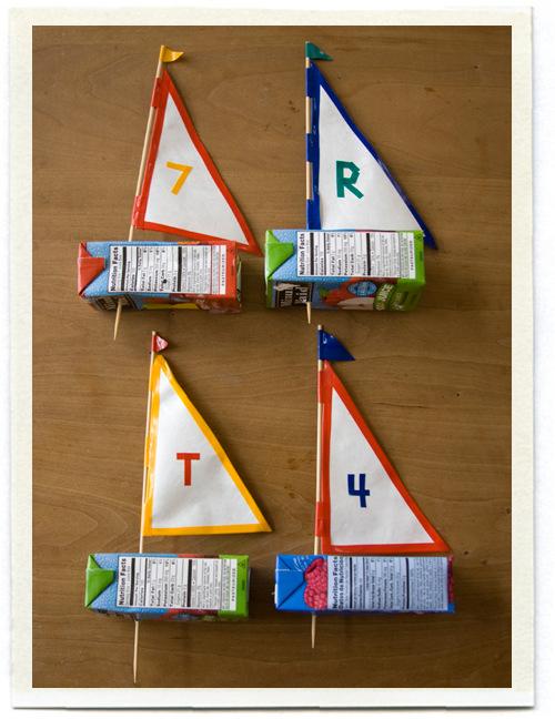 Как сделать кораблик из дерева самим