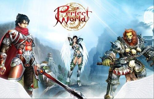 Perfect World - это популярнейшая бесплатная онлайн игра, которая