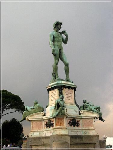 Давид, Микеланджело