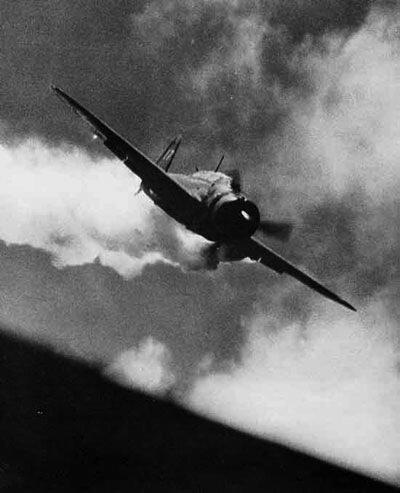 Атаки камикадзе на ВМС США во Второй мировой