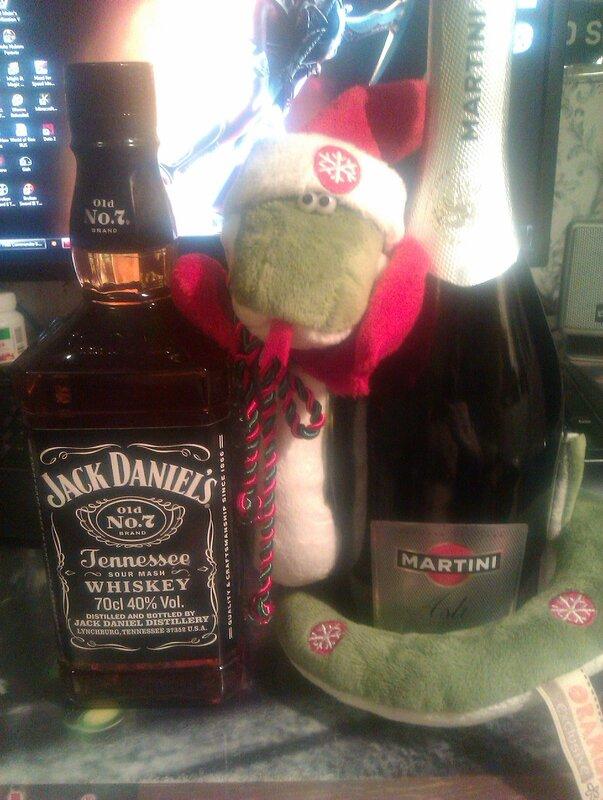 Змий и Jack Daniels