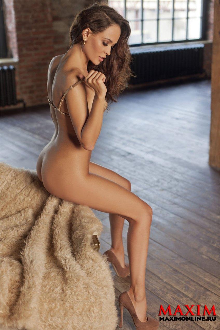 Самые сексуальные и голые русские певицы и актрисы 5 фотография