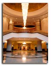 Малайзия. Куала-Лумпур. Renaissance Hotel. Convention Center Lobby