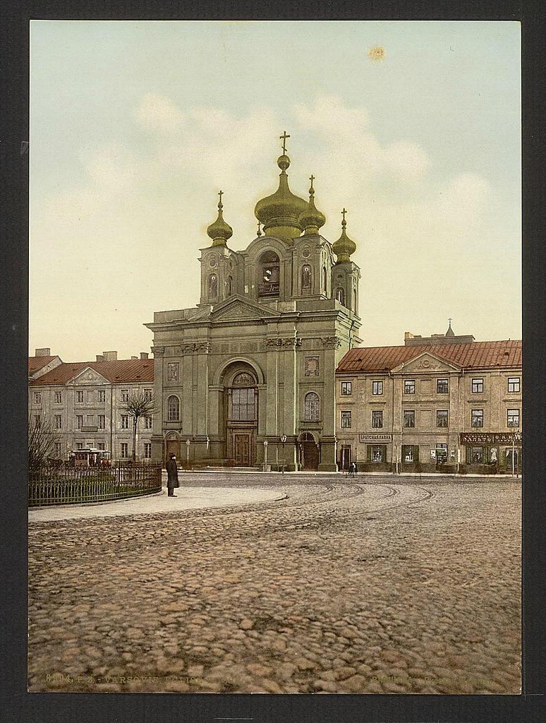 Польша и Восточная Пруссия в 1890 -1900 годах. 0_7c527_4d9a076b_orig