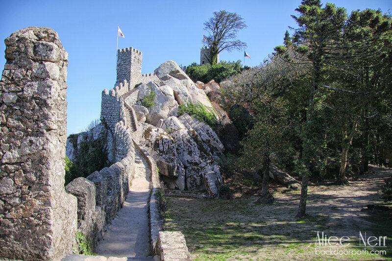 замок мавров, синтра