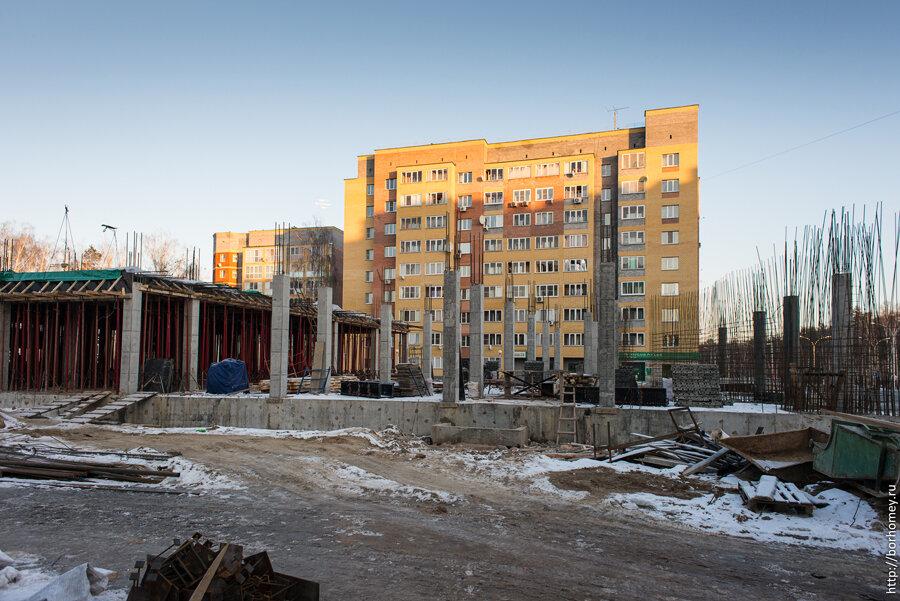 Саров, Торгово-Развлекательный Центр Галактика