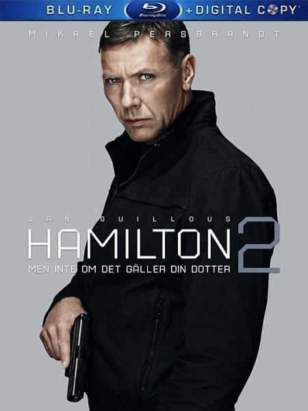 Агент Хамилтон: Похищенная / Hamilton 2: Men inte om det galler din dotter (2012) BDRip 720p + HDRip