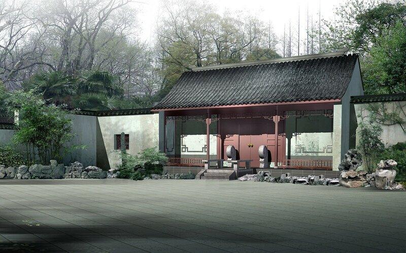 Красивые китайские пейзажи. Фотографии природы Китая, похожей на картины 0 1c4d51 976df159 XL