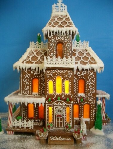 Сладкий домик 1