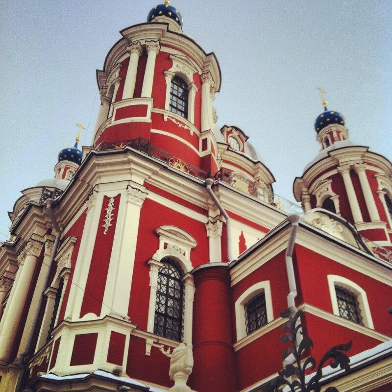 Реставрация нарышкинского барокко