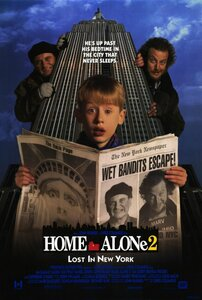 Один дома 1, 2, 3 / Home Alone 1, 2, 3 (1990-1997) HDRip-AVC, DVDRip-AVC