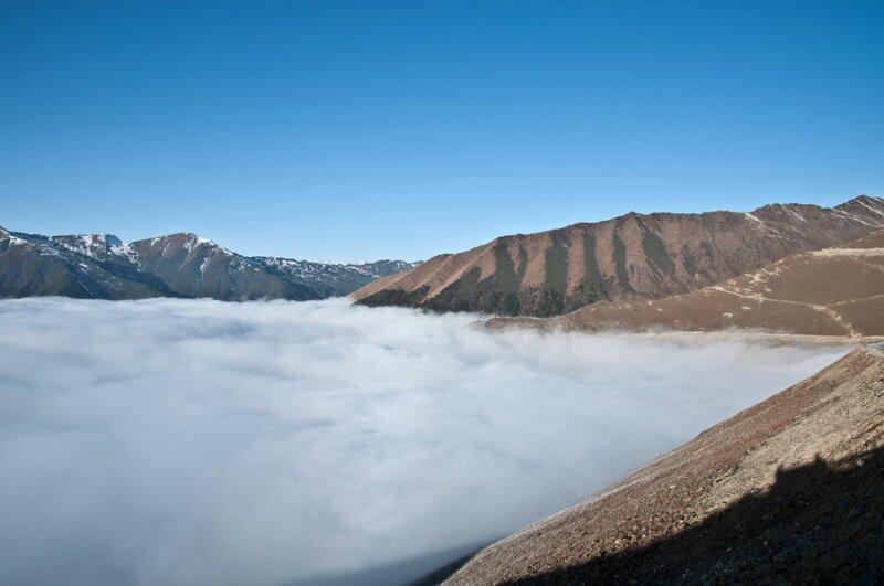 Облако-озеро