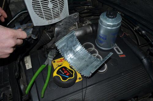 Как сделать самому топливного фильтра