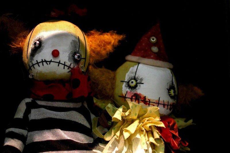 авторская кукла, коллекционные куклы
