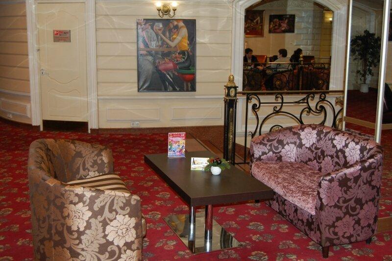 Отель Корстон Москва фото KM russia