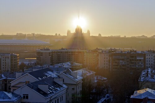 Тёмная сторона Москвы