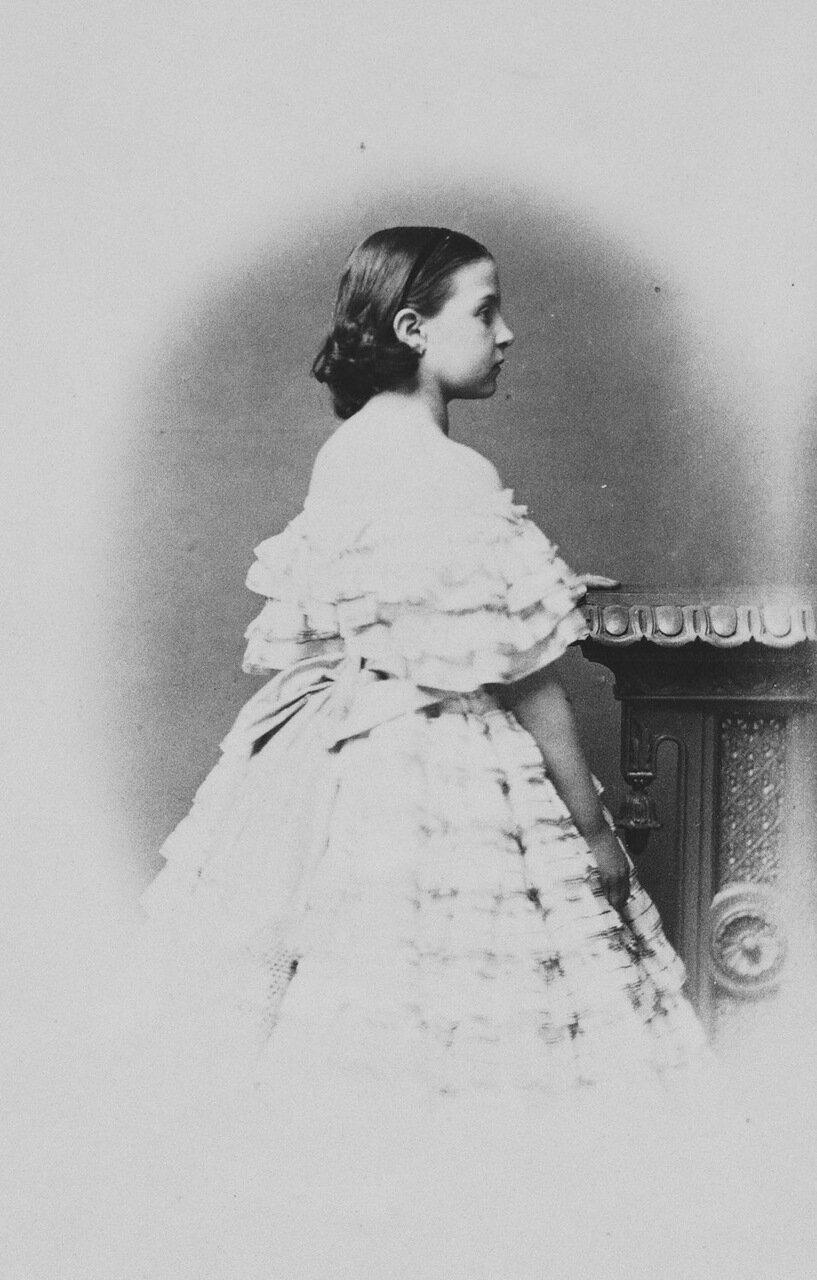 Ольга Константиновна — великая княжна, 1-я королева Эллинов.1862
