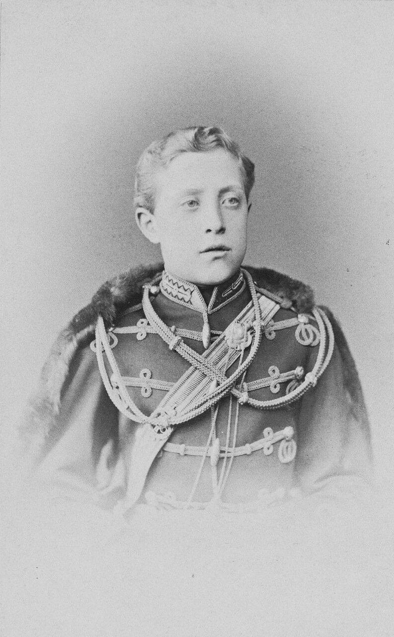 Великий князь Николай Николаевич (Младший), старший сын великого князя Николая Николаевича (Старшего), 1871