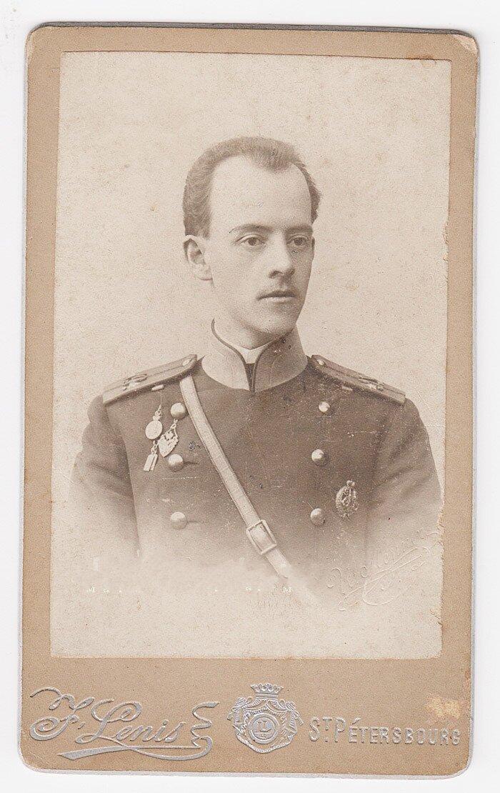 4. Борис - подпоручик 74-го Ставропольского полка