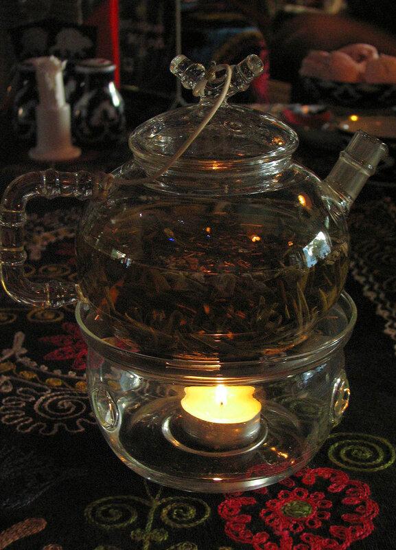 Чайник чаю