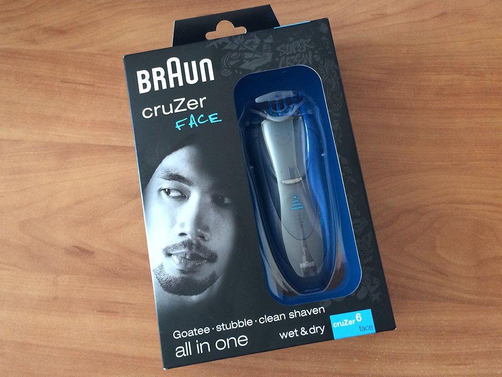 Braun CruZer6 Face