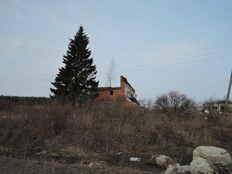Живописные развалины