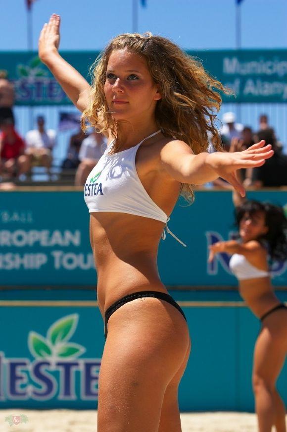 Пляжный волейбол от А до Э