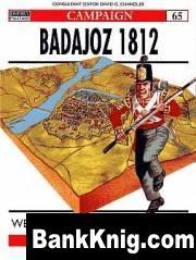 Книга Osprey - Campaign. #065. Badajoz 1812