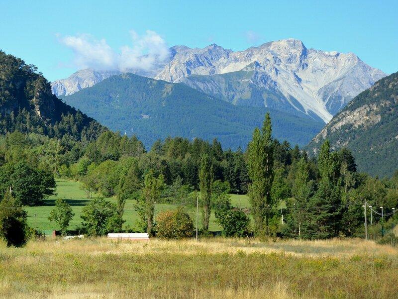 Горы и долины