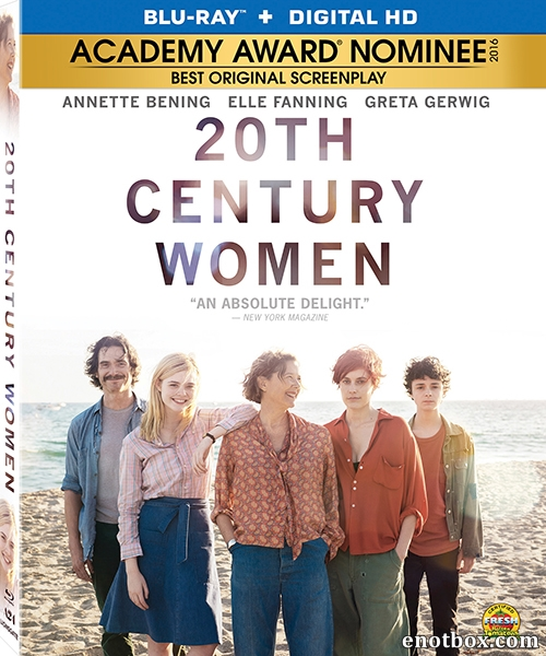 Женщины ХХ века / 20th Century Women (2016/BDRip/HDRip)