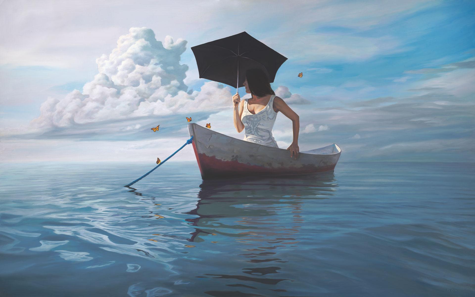 приснилось тонуть на лодке