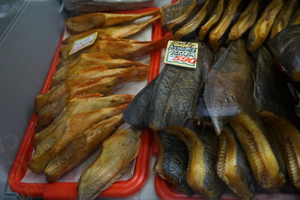 Купить рыбу и морепродукты в москве
