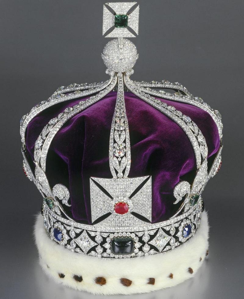 Имперская корона Индии (Imperial Crown of India, 1911)