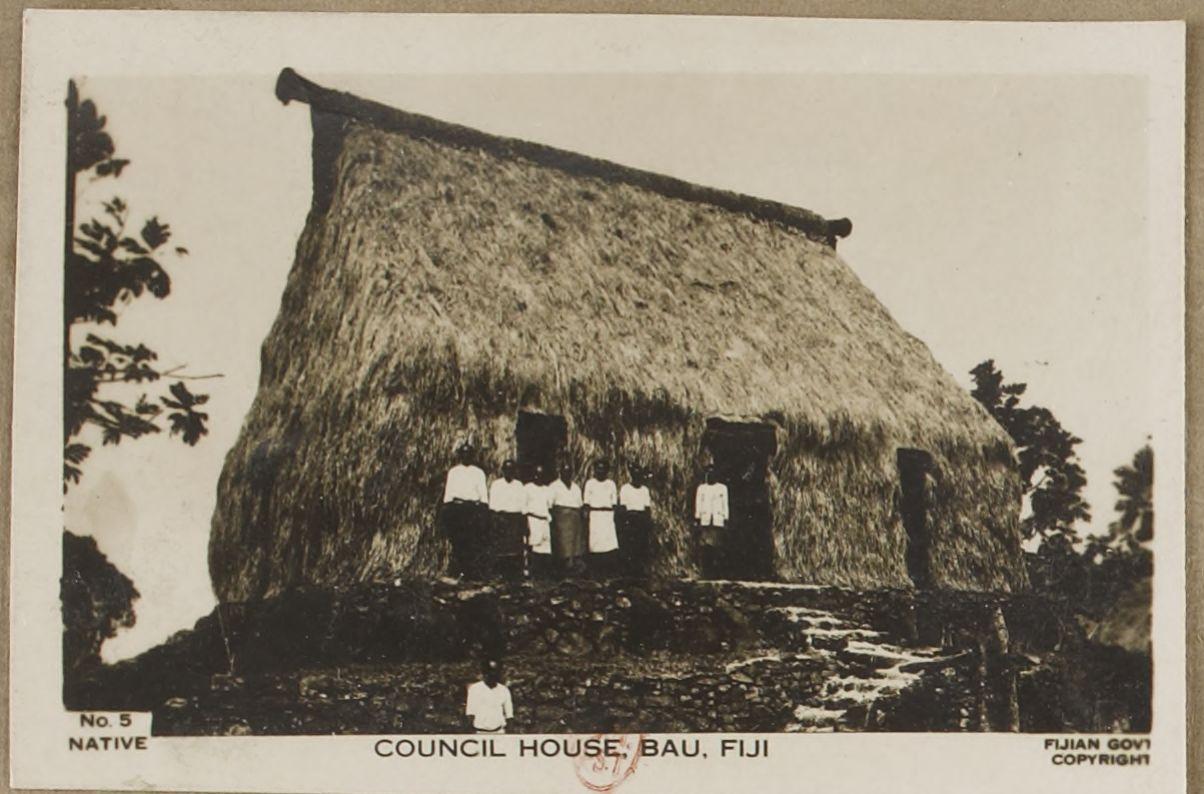 1925. Путешествие в Океанию британской семьи. Часть 4. Фиджи