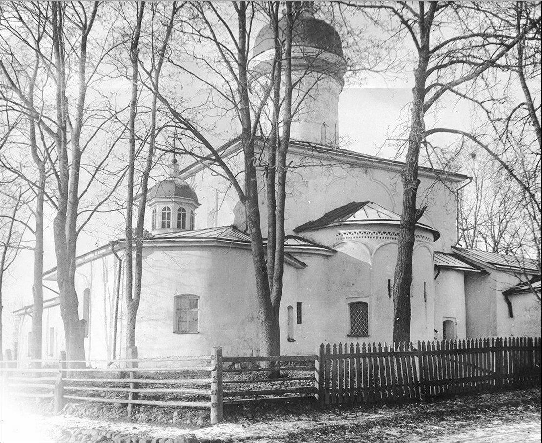 1930-е. Храм Богоявления с Запсковья