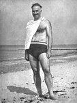 Отец, Зеленоградск, сентябрь 1963 г.