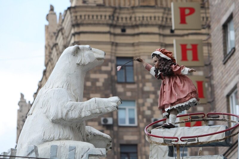 Стриптиз-бар-клуб «Белый медведь»
