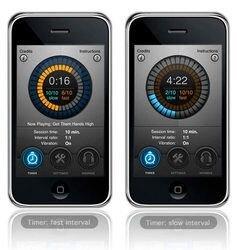 ITGO - программа для спорта на iphone