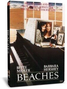 Скачать с народ.ру Пляжи / Beaches (1988) DVDRip