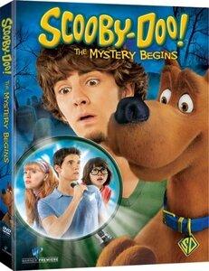 Скуби-Ду 3: Тайна начинается / Scooby-Doo! The Mystery Begins (2009/DVDRip/1400Mb)