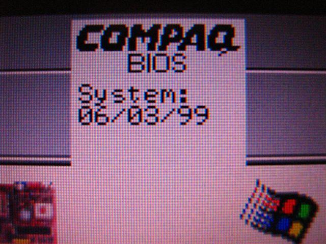 Ретро: Compaq Armada 7350MT